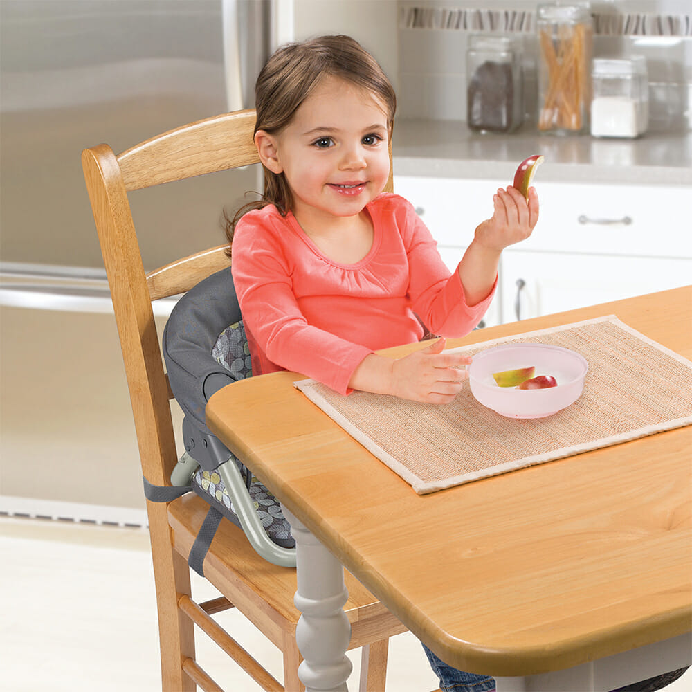 Summer Infant Secure Seat Toddler At Table