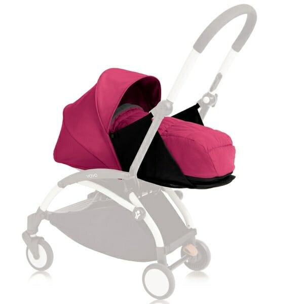 Newborn Bassinet Pink