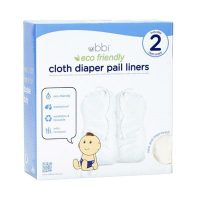 Ubbi Cloth Liners Packaging