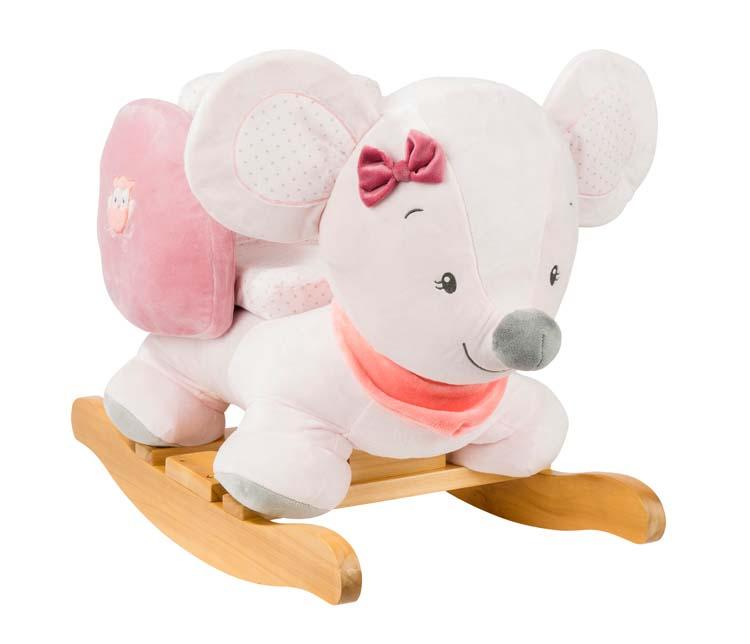 Nattou Valentine the Mouse Rocker
