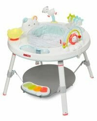 Skip Hop 3 Stage Activity Center Silver Lining Cloud
