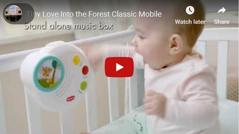 Tiny Love Into The Forest Classic Mobile Video