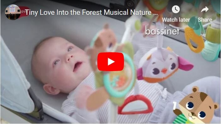 Tiny Love Into The Forest Musical Nature Stroll Video