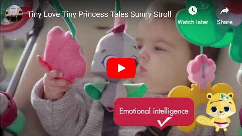 Tiny Princess Tales Sunny Stroll Video