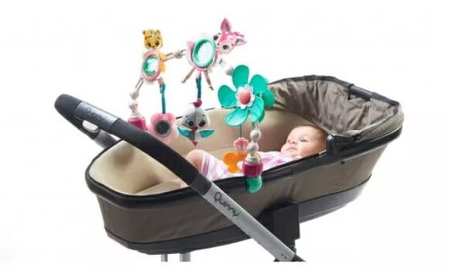 Tiny Princess Tales Sunny Stroll On Carry Cot