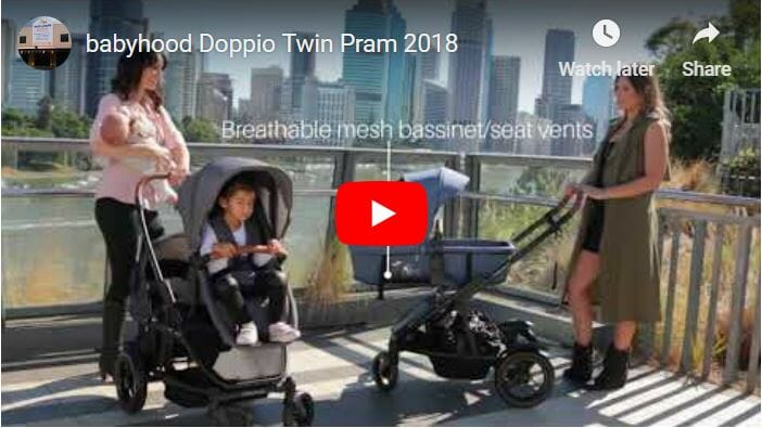Babyhood Doppio 2018 Video