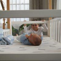Babyhood Mila Cot