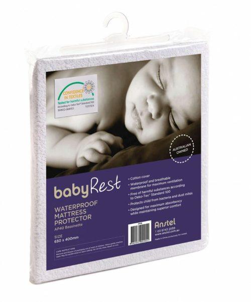 Babyrest Bassinet Mattress Protector