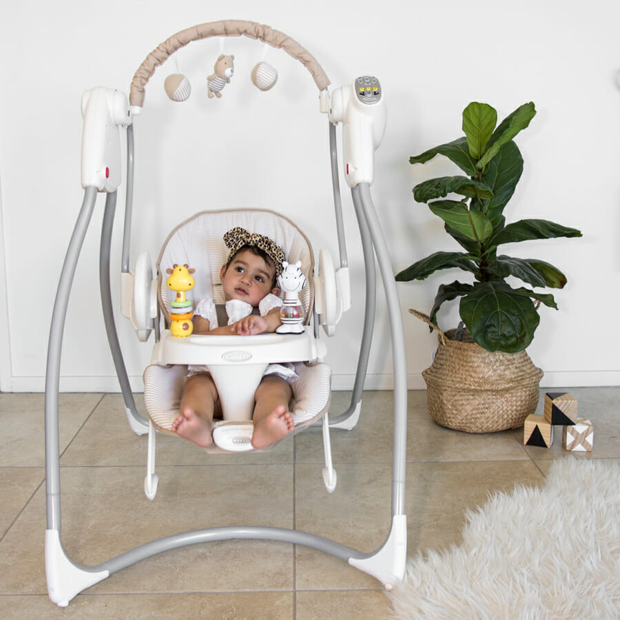 Graco Swing N Bounce Lifestyle