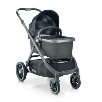 Joovy Qool Bassinet On Stroller