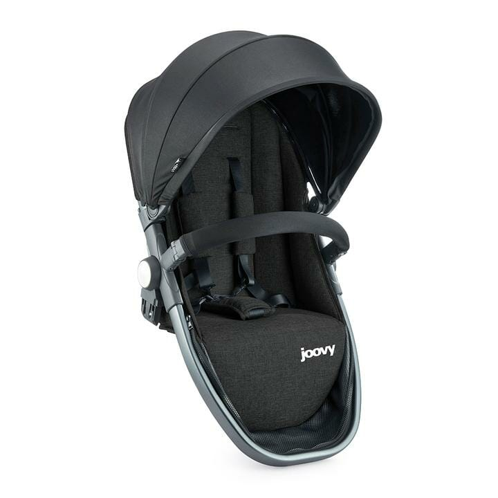 Joovy Qool Second Seat Black