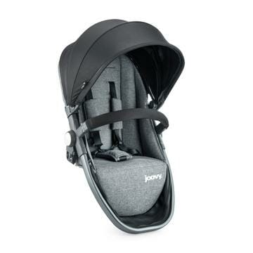 Joovy Qool Second Seat Grey Milange