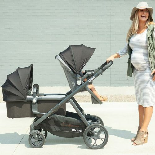 Joovy Qool Stroller Seat And Bassinet