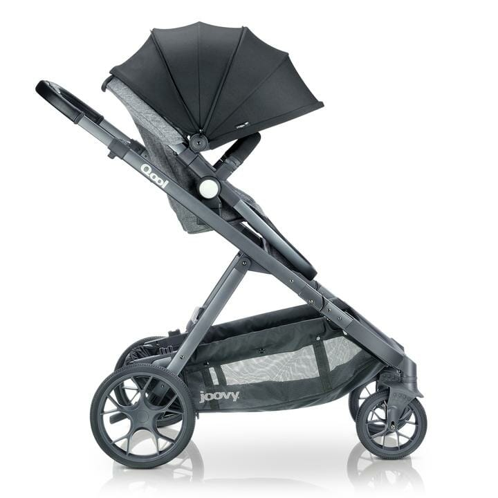 Joovy Qool Stroller Side Seat High