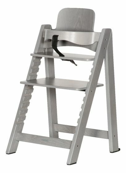 Kidsmill Up Highchair Grey