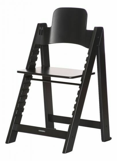 Kidsmill Up Highchair Junior 2 Black