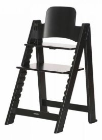 Kidsmill Up Highchair Junior Black