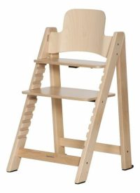 Kidsmill Up Highchair Junior Natural