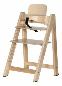 Kidsmill Up Highchair Natural