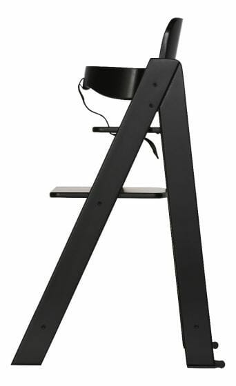 Kidsmill Up Highchair Side Black