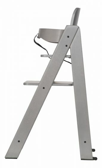Kidsmill Up Highchair Side Grey