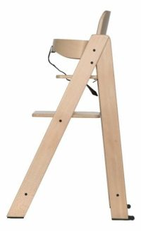 Kidsmill Up Highchair Side Natural