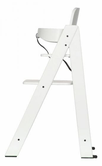 Kidsmill Up Highchair Side White