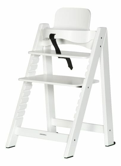 Kidsmill Up Highchair White