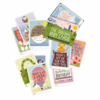 Milestone Baby Cards 4