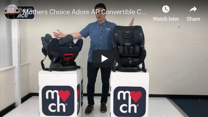 Mothers Choice Adore Ap Video