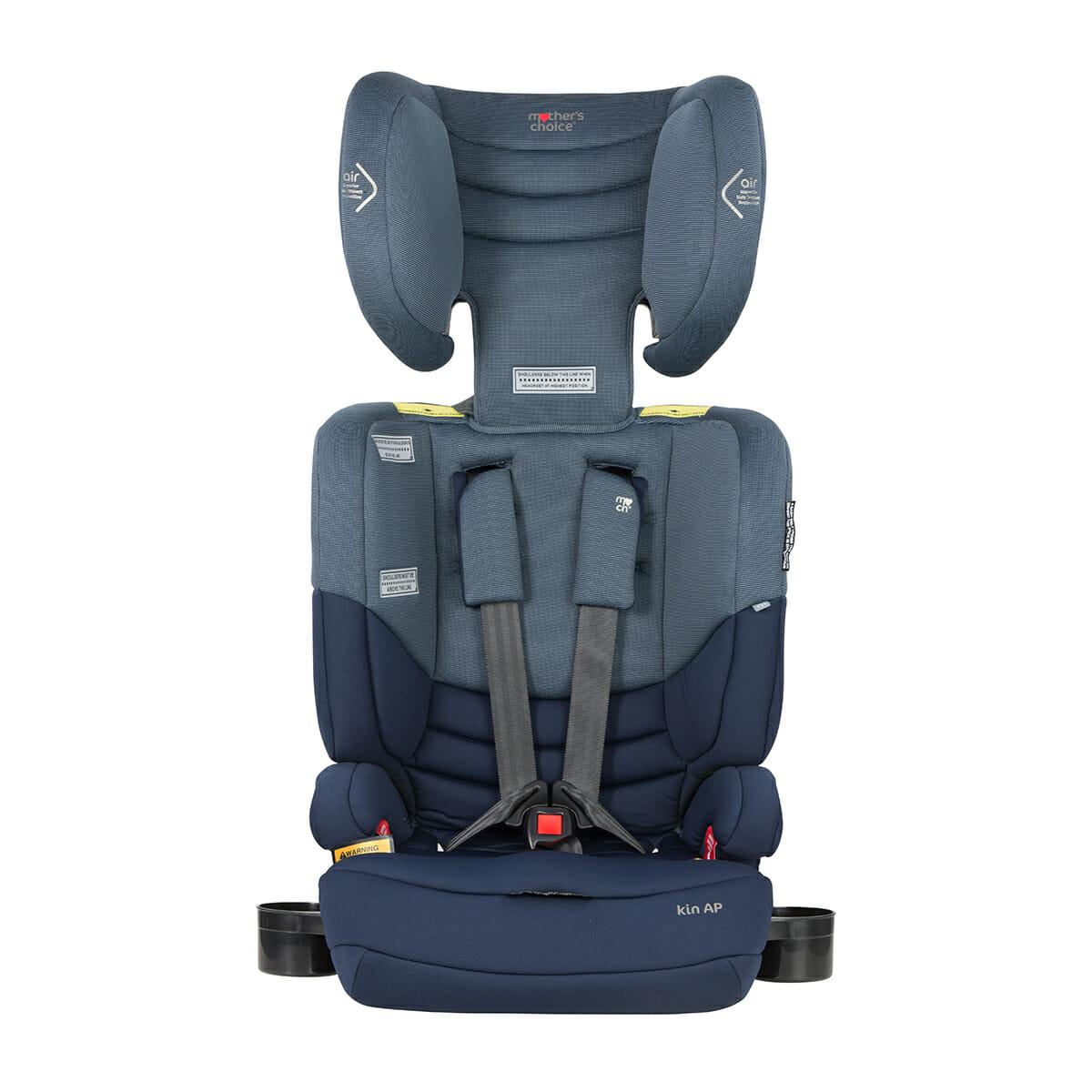 Mothers Choice Kin Deep Navy Front Headrest