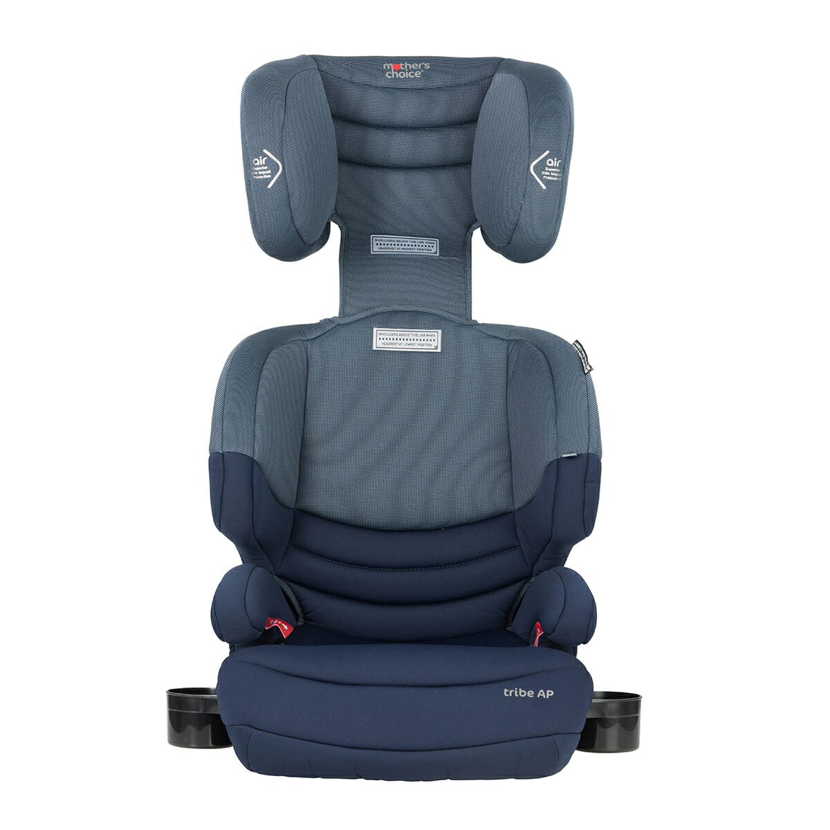 Mothers Choice Tribe Deep Navy Front Headrest