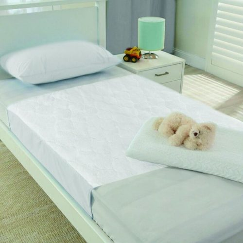 Playette Water Resistant Bed Pad Protector