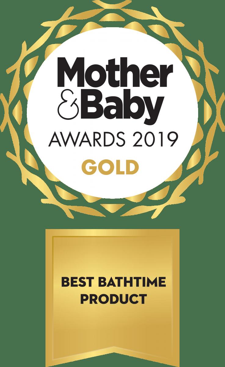 Shnuggle 2019 Best Bathtime Product Gold