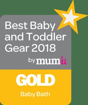 Shnuggle Bbtg Gold Baby Bath
