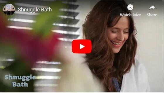 Shnuggle Bath Video