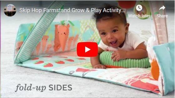 Skip Hop Farmstand Activity Gym Video