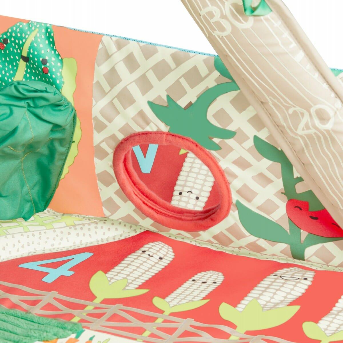 Skip Hop Farmstand Grow & Play Activity Gym Closeup