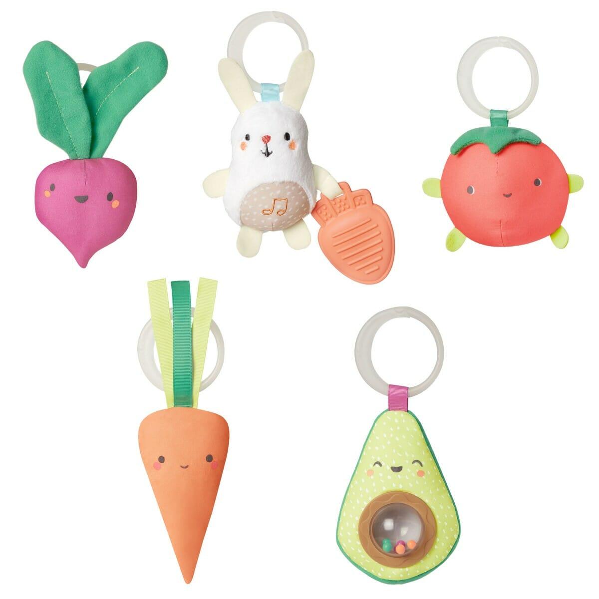 Skip Hop Farmstand Grow & Play Activity Gym Toys