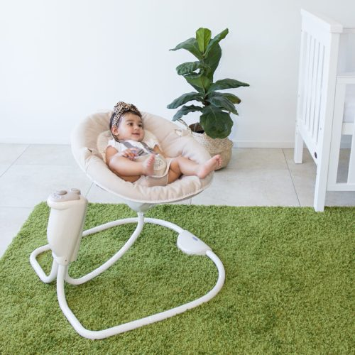 Graco Sweet Snuggle Swing Lifestyle