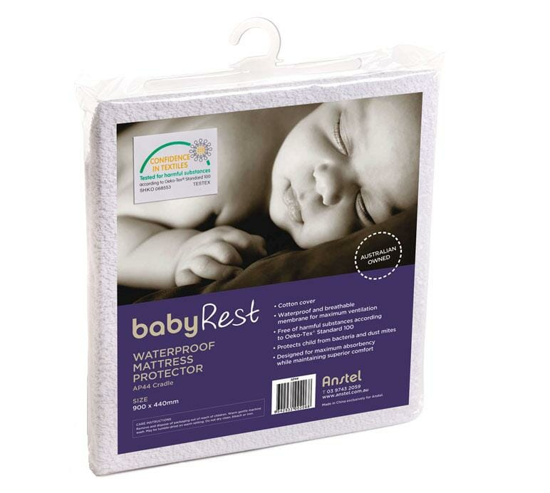 Babyrest Cradle Mattress Protector