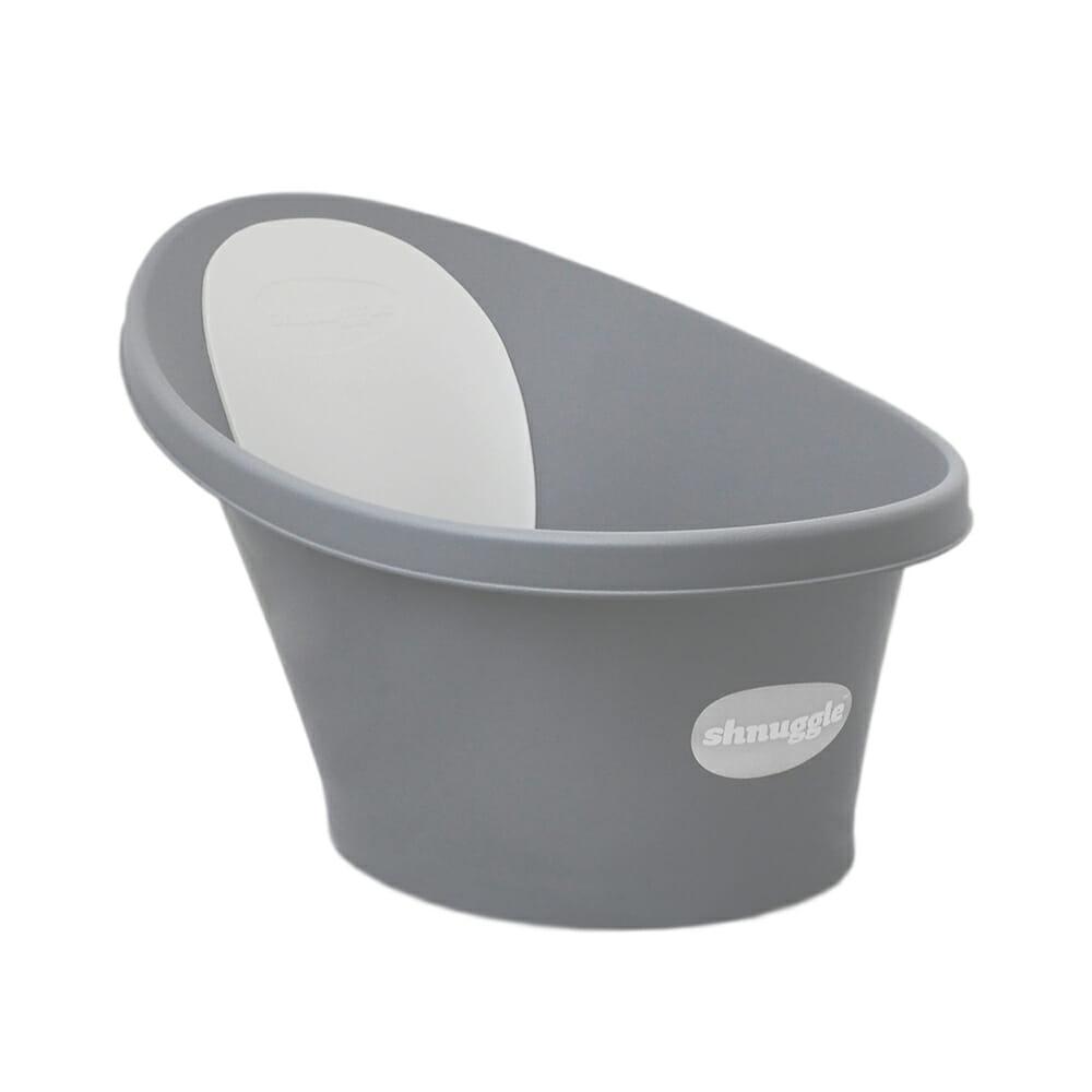Shnuggle Bath Dark Grey