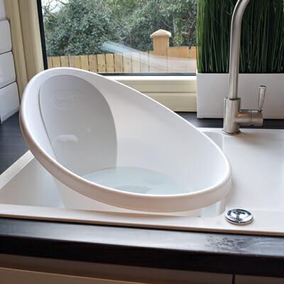 Shnuggle Bath Inside Sink