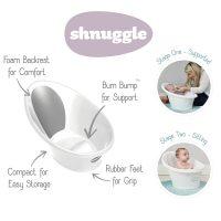 Shnuggle Bath Benefits