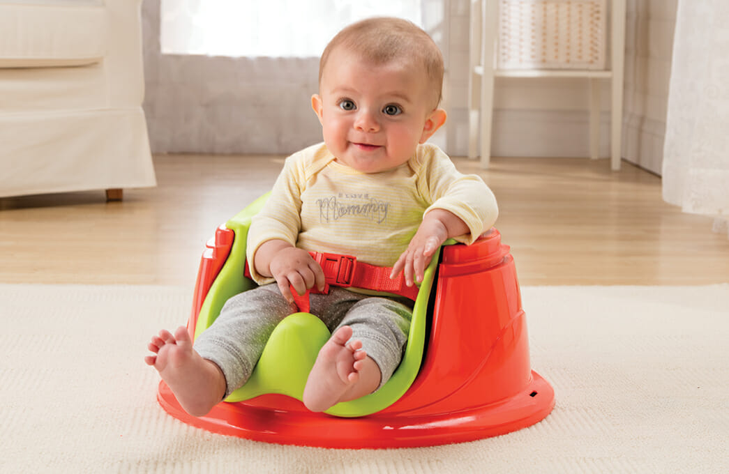 Summer Infant Deluxe Superseat Stage 1 Lifestyle