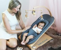 Babyhood Tommer Bouncer Lifestyle 2