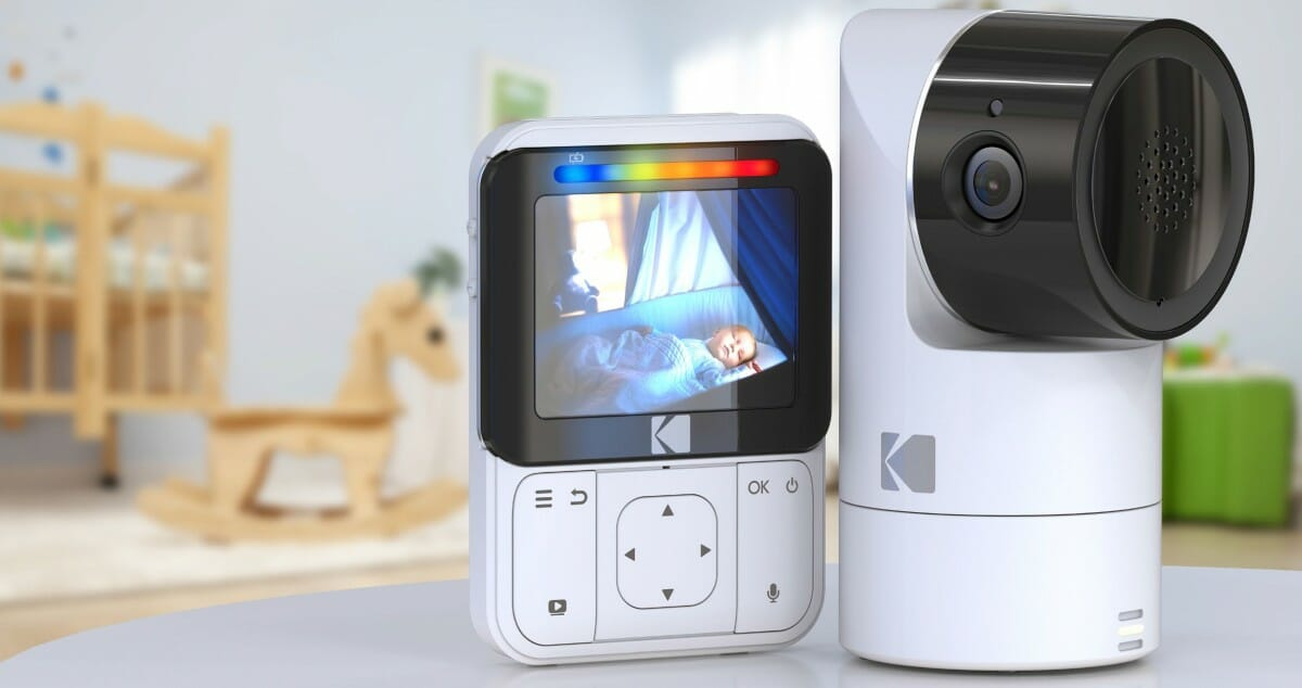 Kodak Cherish C225 Smart Home Baby Monitor