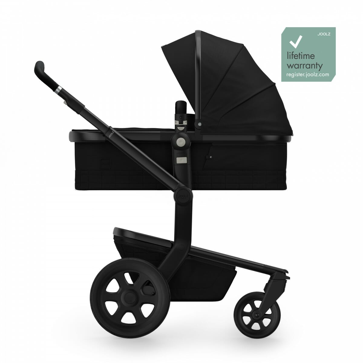 Joolz Day3 Bassinet Brilliant Black