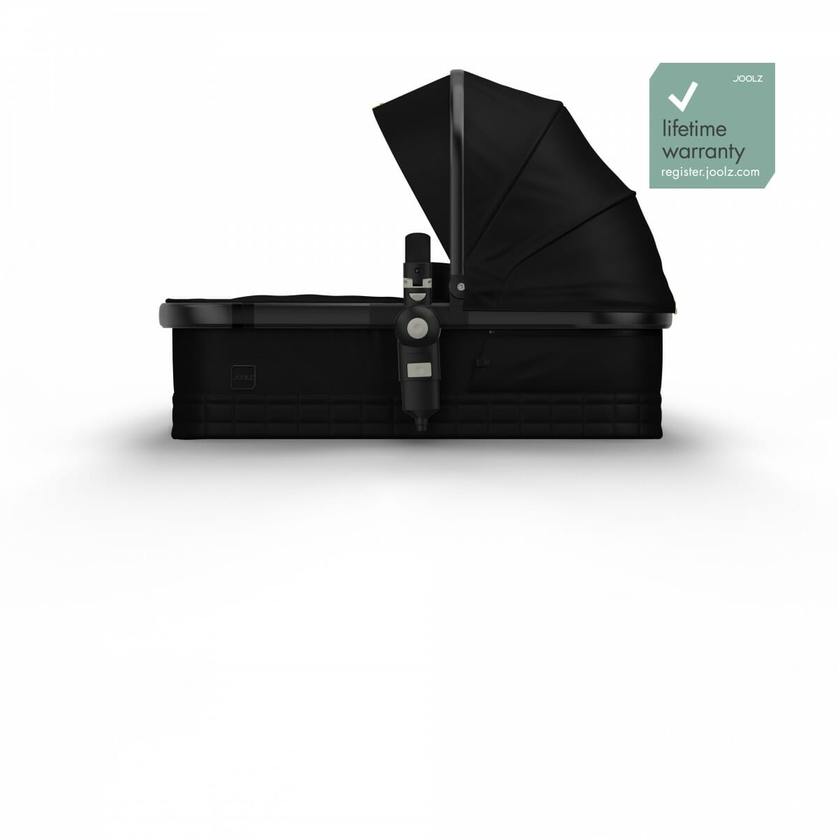Joolz Day3 Bassinet Only Brilliant Black