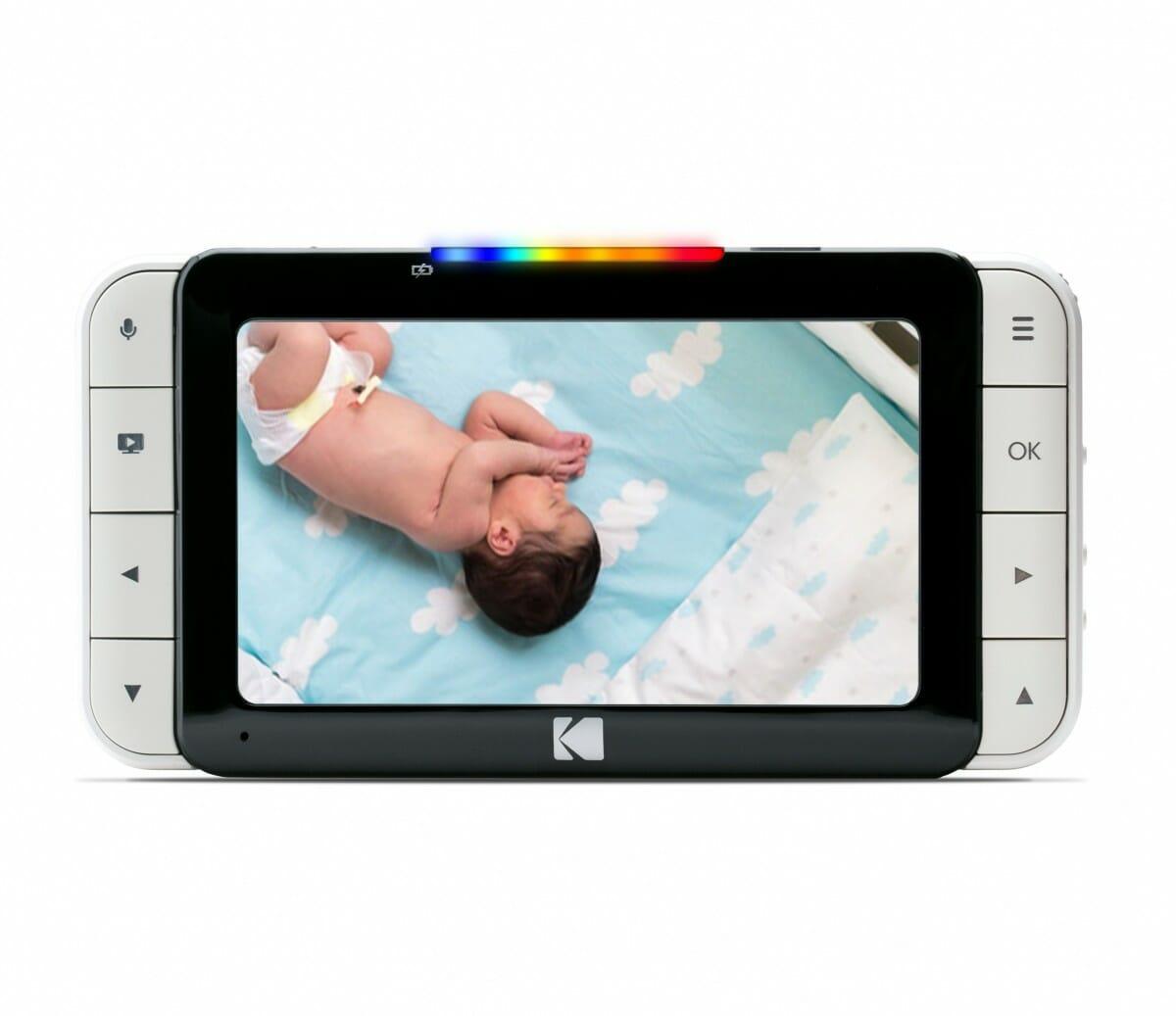 Kodak Smart Home Baby Monitor 5 C525